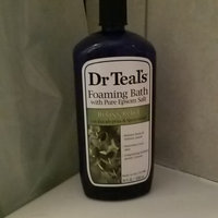 Dr. Teal's Relax & Relief Foaming Bath uploaded by Brittany B.