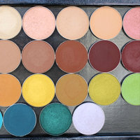 Makeup Geek Eyeshadow Pans uploaded by rachel h.