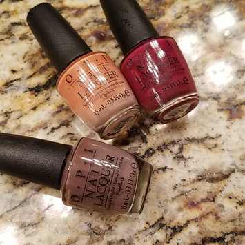 Photo of OPI Nail Lacquer uploaded by Poba Z.