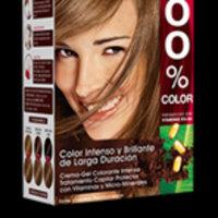 Garnier 100% Color Vitamin-Enriched Gel Creme Color uploaded by dana% L.