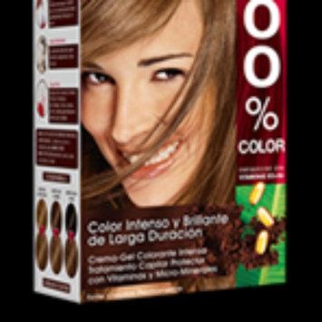 Photo of Garnier 100% Color Vitamin-Enriched Gel Creme Color uploaded by dana% L.
