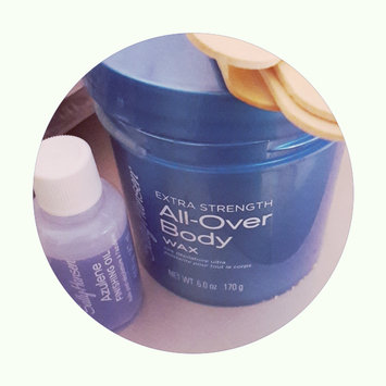 Photo of Sally Hansen® Extra Strength All Over Body Wax Hair Removal Kit uploaded by Sarah D.