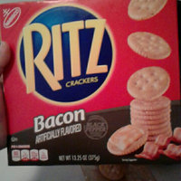 Nabisco RITZ Crackers Bacon uploaded by Eugenie A.