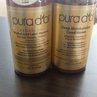 PURA D'OR Anti-Hair Loss Premium Organic Argan Oil Shampoo (Gold Label), 16 Fluid Ounce uploaded by Kimberly Y.