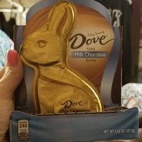 Dove Chocolate Silky Smooth Solid Milk Chocolate Bunny uploaded by Erica C.