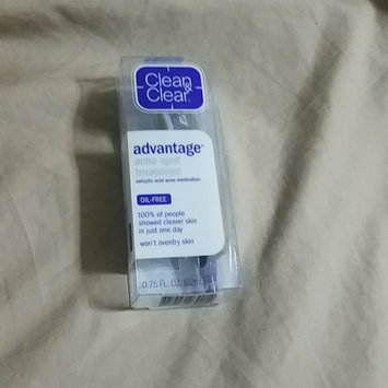 Photo of Clean & Clear® Advantage® Acne Spot Treatment uploaded by reha c.