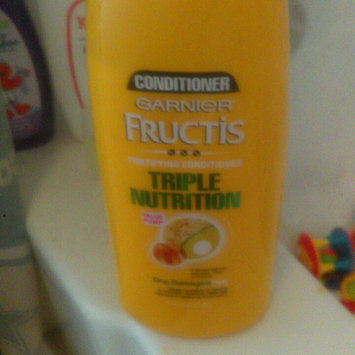 Photo of Garnier Fructis Triple Nutrition Conditioner uploaded by kelsey c.