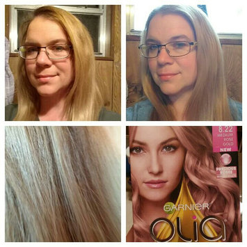 Photo of Garnier® Olia® Oil Powered Permanent Hair Color uploaded by Amanda E.