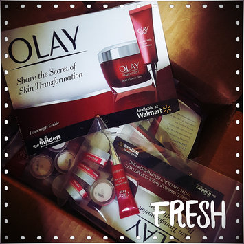 Photo of Olay Regenerist Micro-Sculpting Cream Face Moisturizer uploaded by Tabitha L.