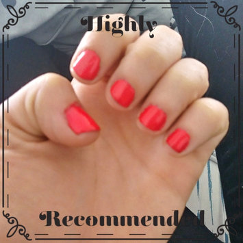 Photo of Sinful Colors Nail Color Red - 0.5oz uploaded by Jacalyn H.