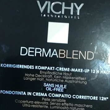 Photo of Vichy Dermablend Corrective Compact Cream Foundation 12Hr uploaded by 👅angie l.