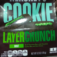 Hershey's Cookie Layer Crunch Bar Mint uploaded by Sam R.
