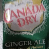 Canada Dry Ginger Ale uploaded by Cheyenne S.