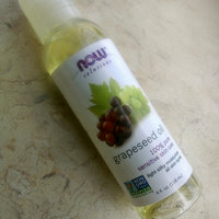 NOW Foods Solutions Grapeseed Oil - 16 fl oz uploaded by Jomana J.