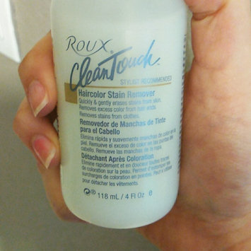Photo of Roux Clean Touch Haircolor Stain Remover 4 oz. uploaded by Angie R.