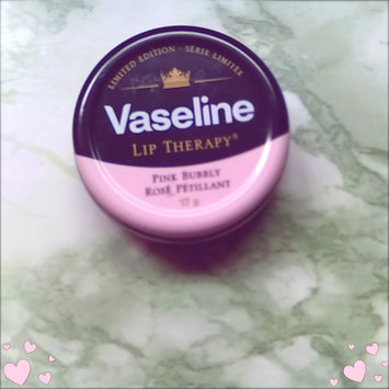 Photo of Vaseline Limited Edition Lip Therapy Pink Bubbly Tin uploaded by Praise F.