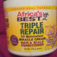 Africa's Best Triple Repair Oil Moisturizer Hair and Scalp Conditioner uploaded by D'sherlna R.