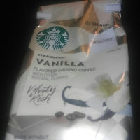 Starbucks Coffee Vanilla Flavored Ground Coffee uploaded by RACHEL A.
