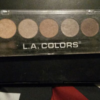 L.A. Colors 5 Color Metallic Eyeshadow uploaded by Montana M.