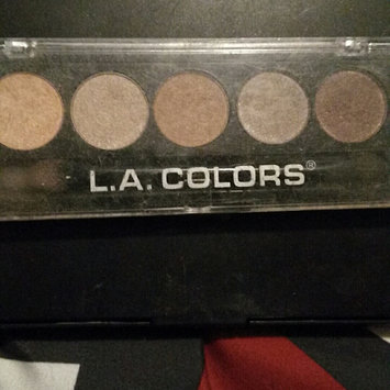Photo of L.A. Colors 5 Color Metallic Eyeshadow uploaded by Montana M.