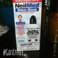 NeilMed Sinus Rinse Regular Bottle Kit uploaded by Lakeshia R.