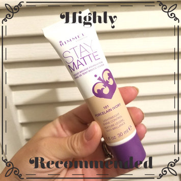Photo of Rimmel London Stay Matte Liquid Mousse Foundation uploaded by Danielle F.