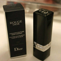 Dior Rouge Dior Couture Colour - From Satin to Matte- Comfort & Wear uploaded by Elizabeth K.