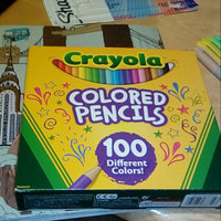 Crayola Colored Pencils, 100-Count uploaded by Ines G.