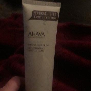 Photo of AHAVA Mineral Hand Cream uploaded by Carla M.