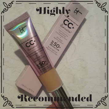 Photo of IT Cosmetics® Your Skin But Better™ CC+ Illumination™ with SPF 50+ uploaded by Faride H.