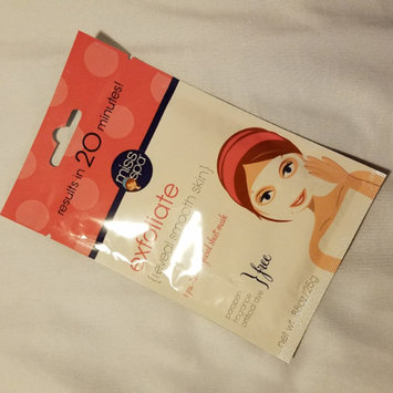 Photo of Miss Spa exfoliate Sheet Face Mask-1 Mask Pack uploaded by Stephanie K.
