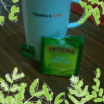 Photo of TWININGS® OF London Green Tea Bags uploaded by Ileana O.