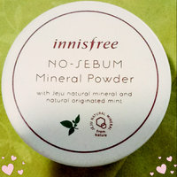 Innisfree No Sebum Blur Powder uploaded by 👑 S.