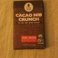 Taza Chocolate Dark Chocolate Bar Stone Ground Cacao Nib Crunch 2.5 oz uploaded by Shamima R.