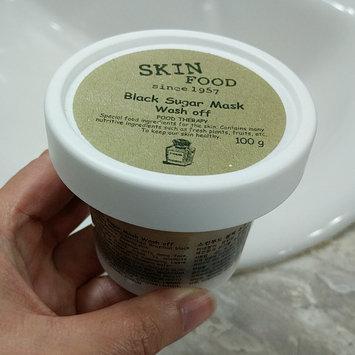 Photo of SKINFOOD Black Sugar Mask Wash Off uploaded by Lillian P.