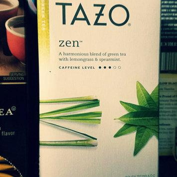 Photo of Tazo Zen™ Green Tea uploaded by 🌻Cheyenne F.