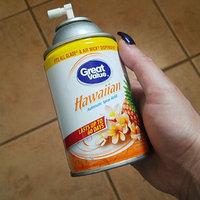 Great Value Hawaiian Automatic Spray Air Freshener Refill, 6.17 oz uploaded by Adele L.