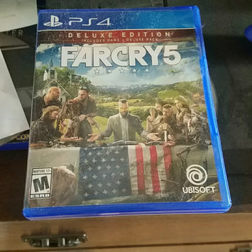 Photo of Ubi Soft Far Cry 5 Deluxe Edition - PlayStation 4 uploaded by Adele L.