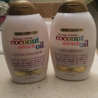 OGX® Coconut Miracle Oil Conditioner uploaded by Montana M.