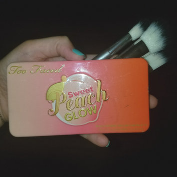 Photo of Too Faced Sweet Peach Glow Infused Highlighting Palette uploaded by Ashley F.