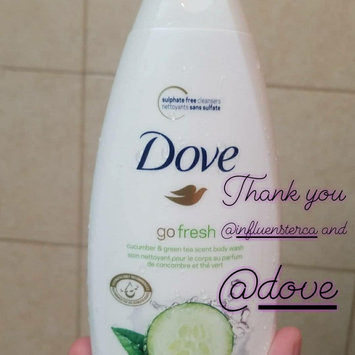 Photo of Dove Go Fresh Cool Moisture Body Wash uploaded by Amanda S.