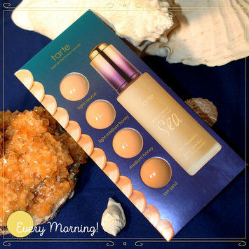 Photo of tarte Rainforest of the Sea Water Foundation Broad Spectrum SPF 15 uploaded by karla V.