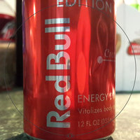 Red Bull Red Edition Energy Drink uploaded by Somer A.
