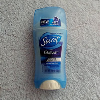 Secret Outlast Xtend Invisible Solid Completely Clean Antiperspirant/Deodorant uploaded by Andrea R.