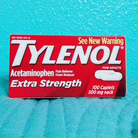 Tylenol® Extra Strength Caplets for Adults uploaded by Reyna D.