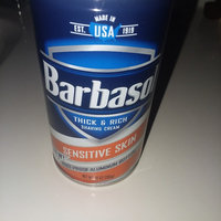 Barbasol® Sensitive Skin Thick & Rich Shaving Cream uploaded by Courtney G.