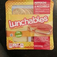 Lunchables Pepperoni & Mozzarella uploaded by Tiffany O.