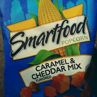 Smartfood® White Cheddar Cheese Popcorn uploaded by Andrea W.