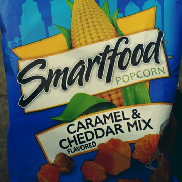 Photo uploaded to Smartfood® White Cheddar Cheese Popcorn by Andrea W.