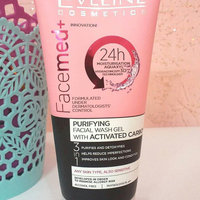 Eveline Cosmetics PURE CONTROL WASHING GEL + PEELING + MASK 3in1 uploaded by Nawal S.